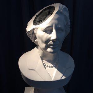 Statue Speaker