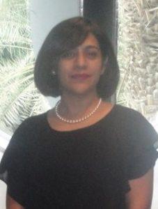 Vidisha Chatterjee headshot