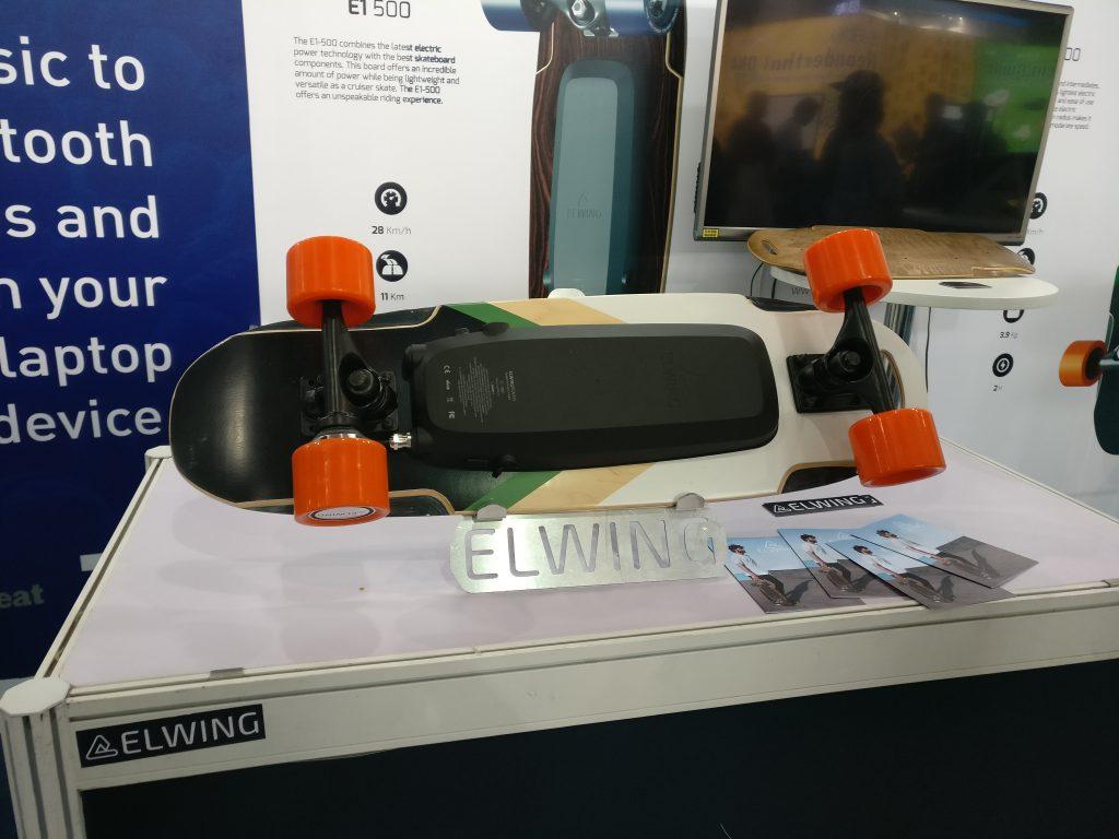 CES Asia Skateboard