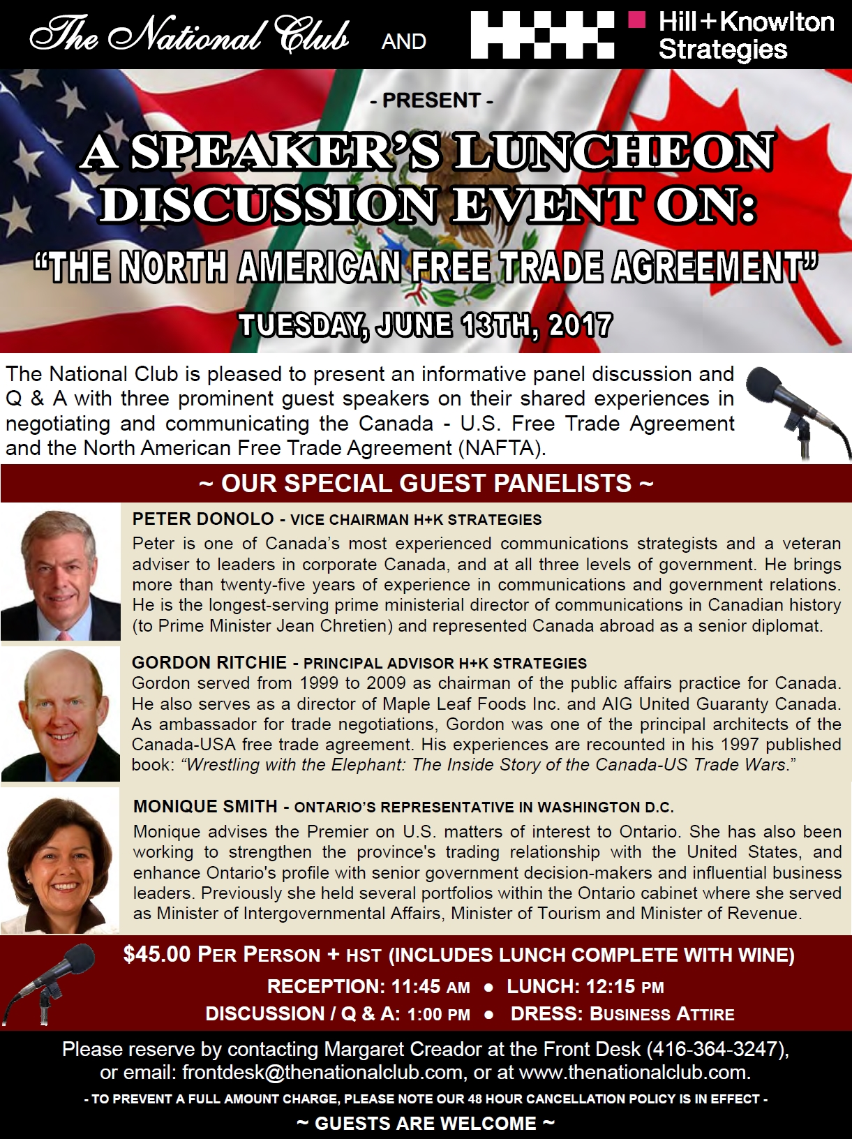 a discussion about canada and united states trade agreement Following the north american free trade agreement  the economies of canada, the united states and  a north american union with mexico and canada.