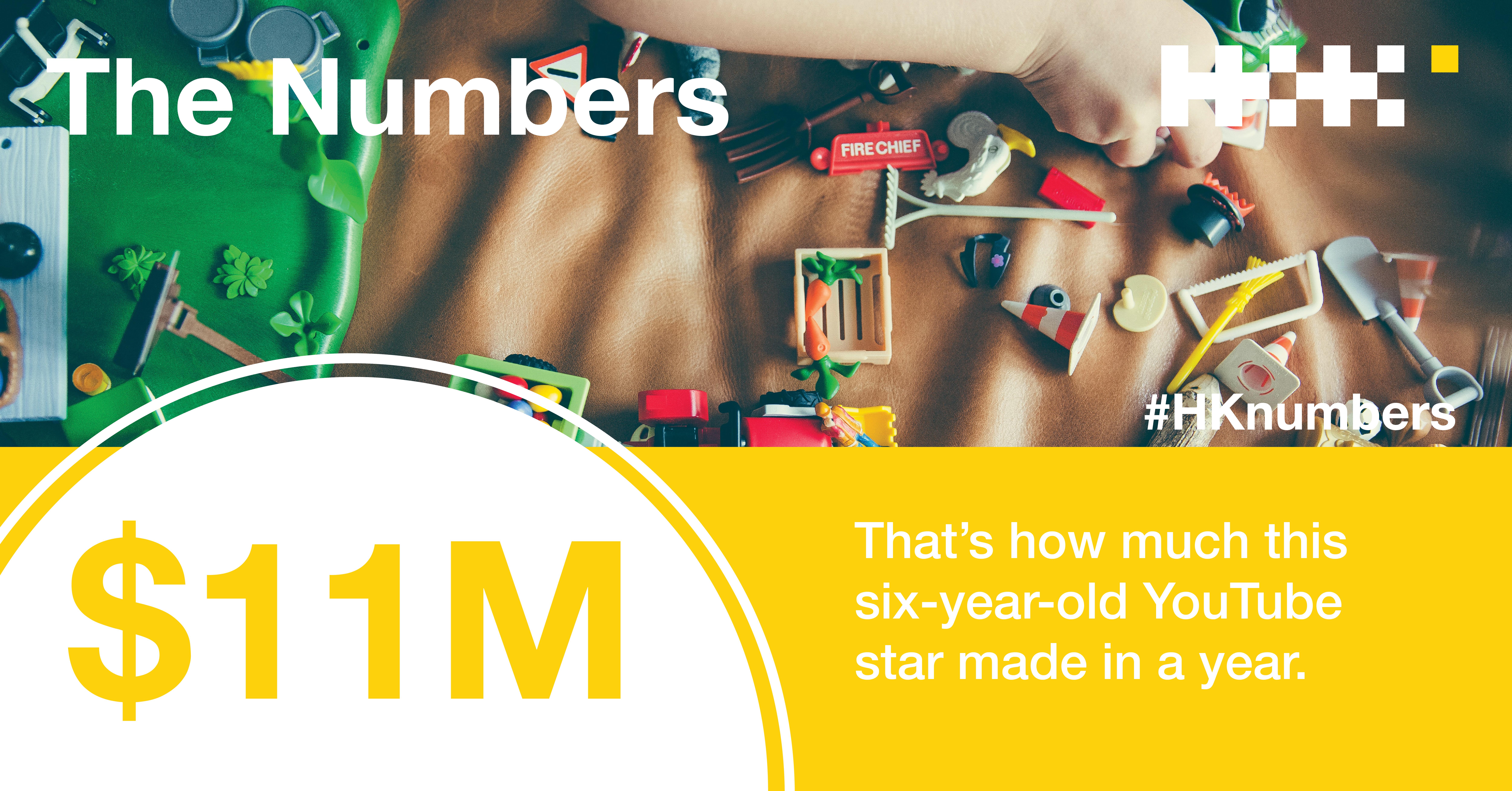 the numbers - kid millionaire