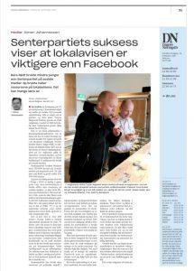 Faksimile: Dagens Næringsliv, 18.09.19